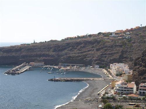 Playa de Santiago auf Gomera