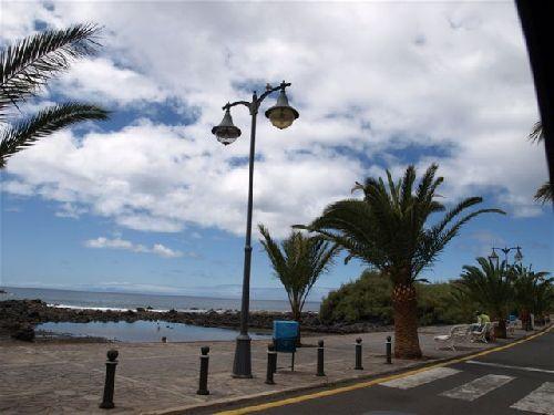 Playa Charco del Conde auf Gomera