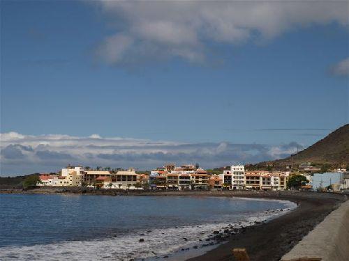 Playa del Ingles auf Gomera