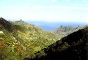 Landschaft im Anagebirge