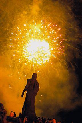 Johannesnacht auf Teneriffa