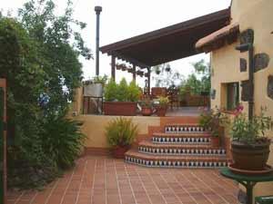 Finca Lirios del Valle - Wohnung B auf Teneriffa Nord in Los Realejos