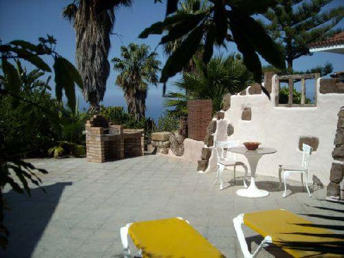 Grosses Anwesen am Meer - Bungalow B + C auf Teneriffa Nord in La Matanza