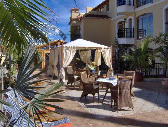 Appartments Los Faroles - Studio mit Terrasse auf Teneriffa Nord in Icod de los Vinos