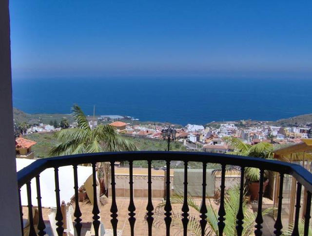 Appartments Los Faroles - Apartment mit Balkon auf Teneriffa Nord in Icod de los Vinos