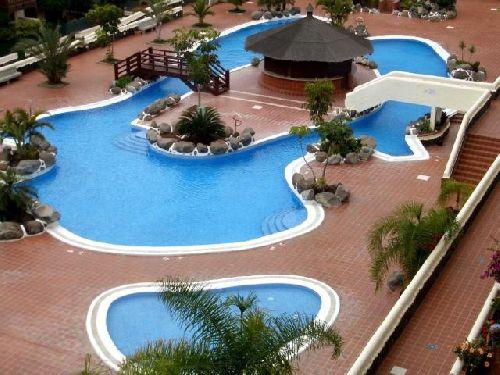 Appartment Holiday auf Teneriffa Süd in Costa del Silencio