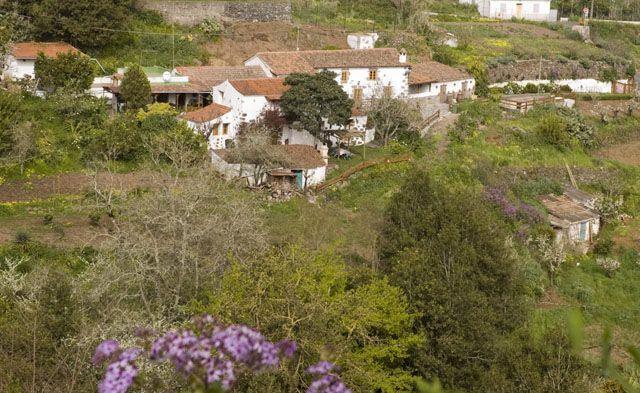 Landhaus des Liedes - Haus A auf Gran Canaria in Valleseco