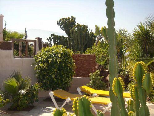 Grosses Anwesen am Meer - Familienbungalow auf Teneriffa Nord in La Matanza