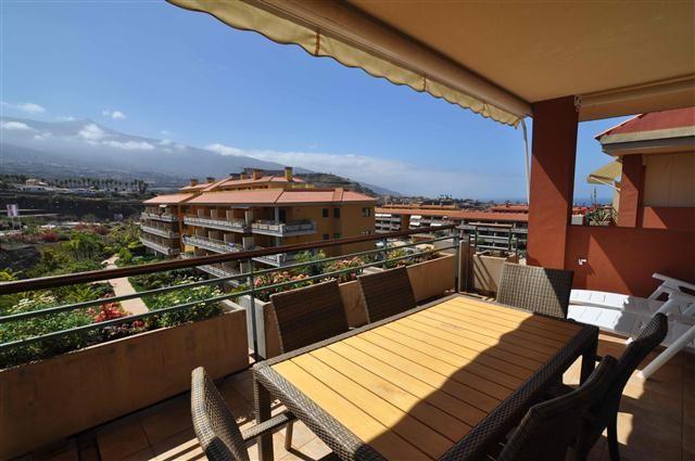 Appartment Jardin del Teide 2 SZ auf Teneriffa Nord in Puerto de la Cruz