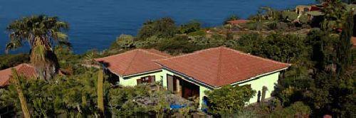 Grosses Anwesen am Meer - Turmzimmer auf Teneriffa Nord in La Matanza