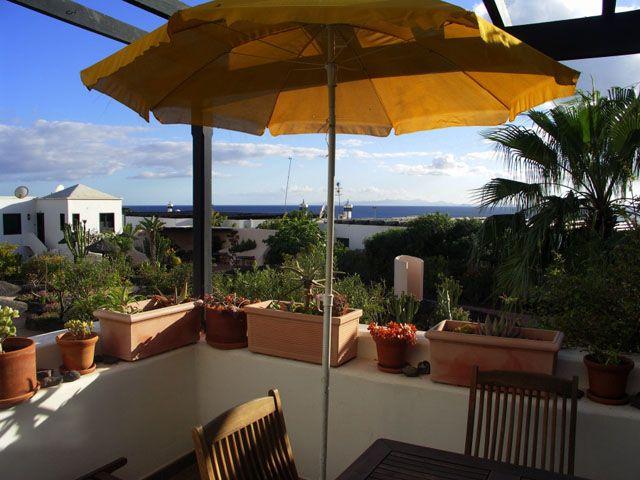 Appartments Tropischer Garten - Apartment 1 auf Lanzarote in Puerto del Carmen