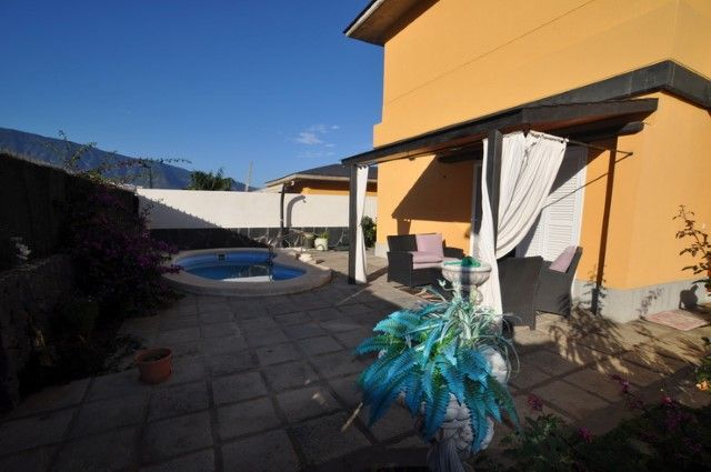 Traumvilla mit Pool auf Teneriffa Nord in Puerto de la Cruz