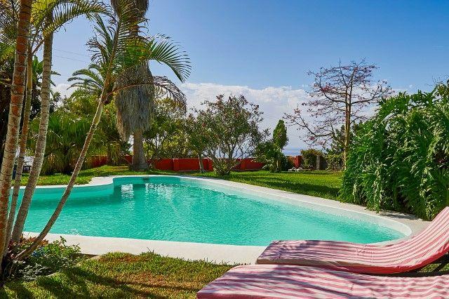 Finca Tazacorte - Studio Haus Silvester IV auf La Palma in Puerto Naos/Tazacorte