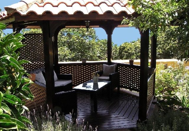 Landhaus Pomelo auf Teneriffa Nord in Las Rosas