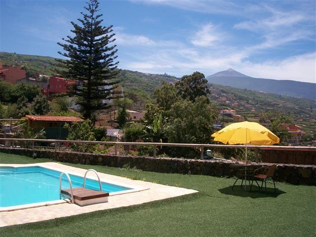 Landhaus La Orotava auf Teneriffa Nord in La Orotava