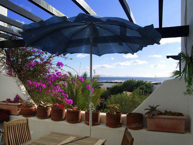 Appartments Tropischer Garten - Apartment 2 auf Lanzarote in Puerto del Carmen