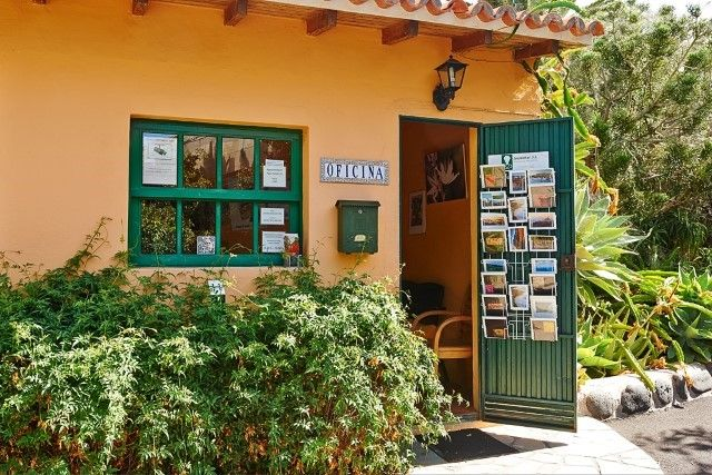 Finca Tazacorte - Casa Azafran 1 auf La Palma in Puerto Naos/Tazacorte