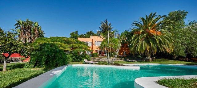 Finca Tazacorte - Appartment Haus Silvester II auf La Palma in Puerto Naos/Tazacorte