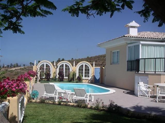 Villa Dulce Vita auf Teneriffa Süd in Chayofa