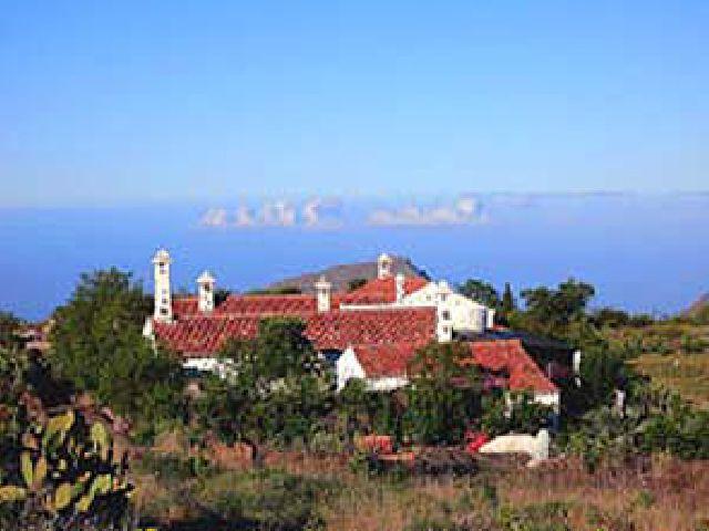 Finca la Cucaracha - Casa La Gomera auf Teneriffa Süd in Vilaflor