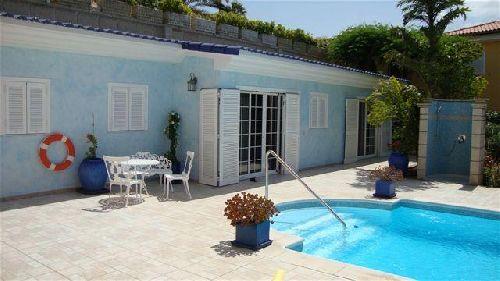 Casa Laguna - Poolhaus auf Teneriffa Süd in Chayofa