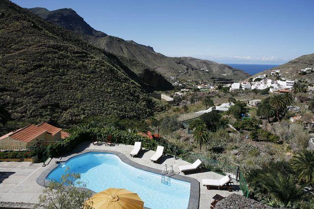 Landhaus der Rosen - B auf Gran Canaria in Agaete