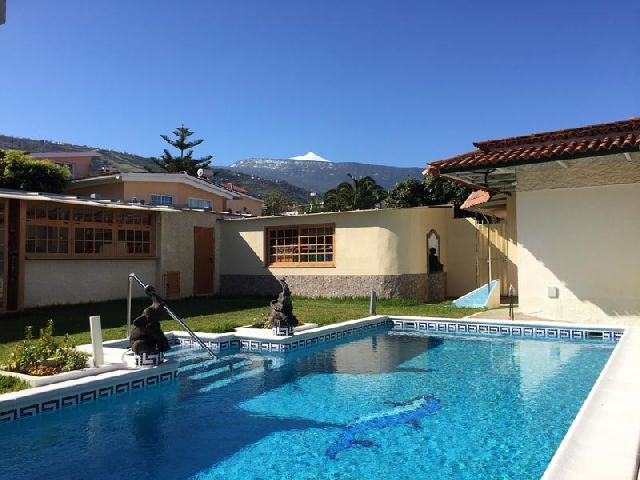 Casa San Miguel auf Teneriffa Nord in La Orotava