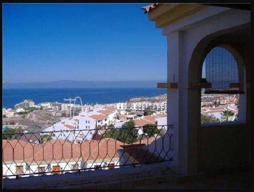 Appartment blaue Düne auf Teneriffa Süd in Playa de las Americas