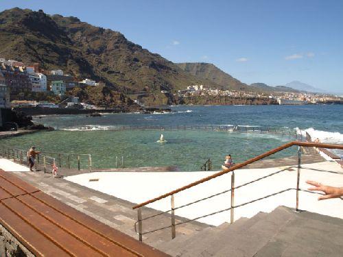Meerwasserschwimmbad Punta del Hidalgo