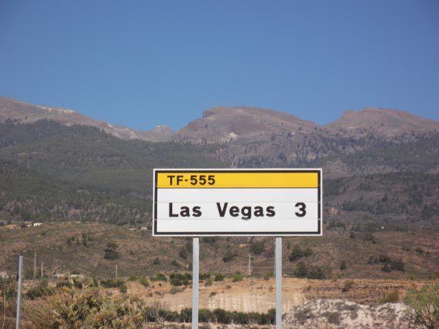 Las Vegas auf Teneriffa