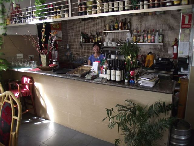 Restaurante Isla Sol Bar