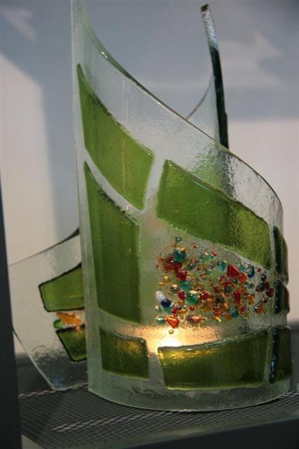 Glas Kunst auf Teneriffa