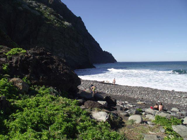 Teneriffa Wanderung - Playa de Tamadite