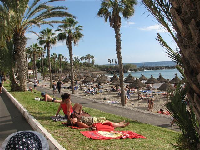 Playa del Camison auf Teneriffa