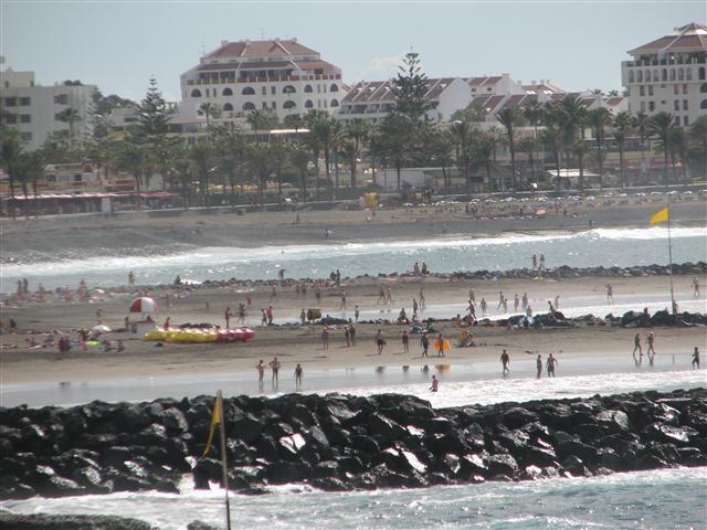 Playa de Troya auf Teneriffa