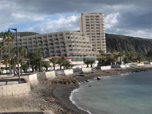 Playa de los Tarajales auf Teneriffa