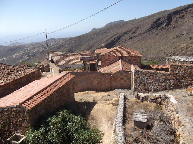 Casas Altas bei Roque de Jama auf Teneriffa