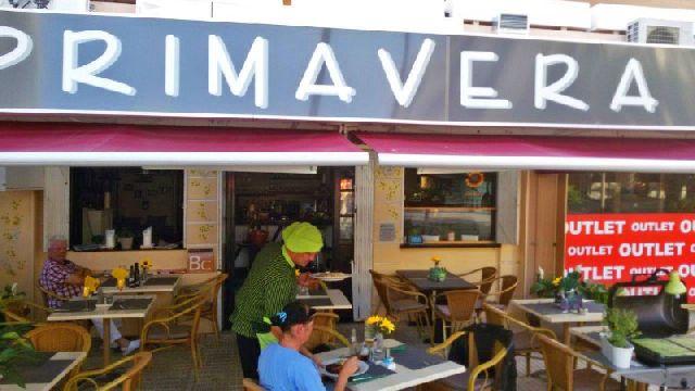 Restaurant Primavera Aussen