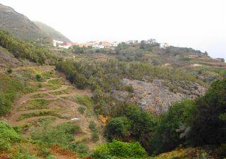 Teneriffa Wandern - Von Las Carboneras nach Taborno