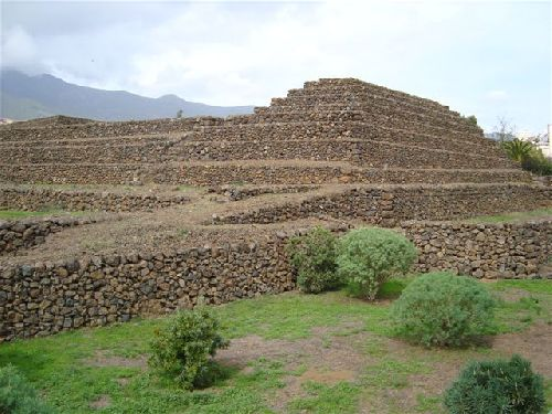 Pyramiden in Güimar auf Teneriffa