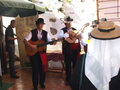 Folklore auf Teneriffa